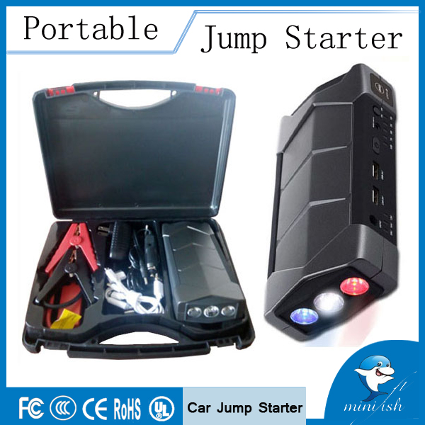 New Products On Market Emergency Epower Multi-function Jump Starter Power Station For 12V Car(China (Mainland))
