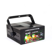 3Lens 40 Patterns/5Lens 80 Patterns Red Green RG Laser 3W LED Club Bar Stage Lighting Holidays Dance Party 300mw show Projector(China (Mainland))