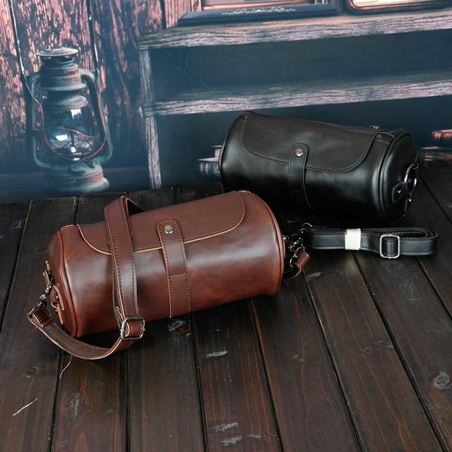 Мода маленькие кошельки ума-лошадь кожа мужские сумки индивидуальный дизайн , мужская ...