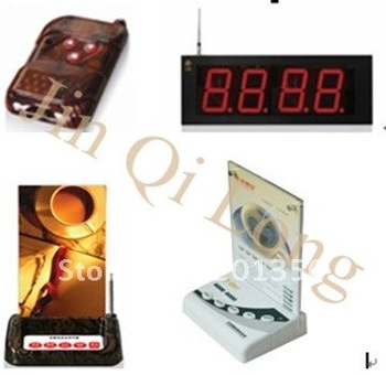 wireless waiter calling system for restaurant, hotl, cafe house, 100% quality  guarantee,good after-sale service