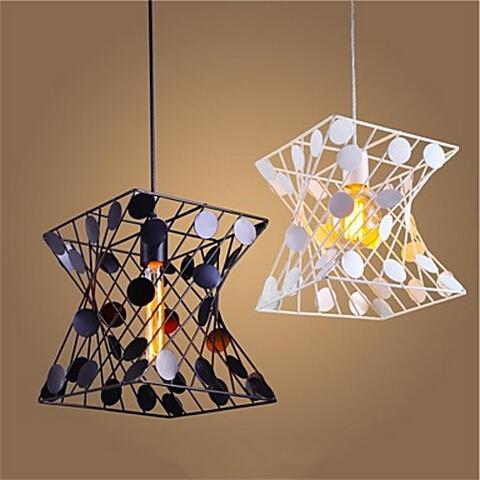 Фотография Nordic Loft Iron Art Modern Pendant Lights Fashion Industrial Vintage Fixtures For Dining Room Hanging Lamp Suspension Luminaire