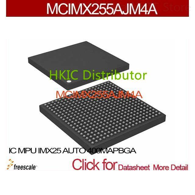 MCIMX255AJM4A IC MPU IMX25 AUTO 400MAPBGA MCIMX255AJM 255A MCIMX255 255AJ MCIMX25 255AJM(China (Mainland))