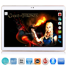 Free Shipping 2016 Newest 10 inch Tablet PC Octa Core 4GB RAM 32GB ROM Dual SIM Cards 5MP Android 5.1 GPS Tablet PC 10 + Gifts(China (Mainland))