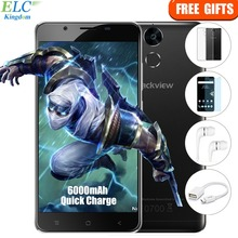 Blackview P2 4G Smartphone Android 6.0 MTK6750T Octa Core 5.5'' FHD 4GB+64GB 6000mAh Battery 8MP+13MP Fingerprint Mobile Phone - Electronicskingdom store