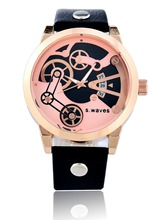 The new men s watch men s luxury brand S waves outdoor sports and leisure