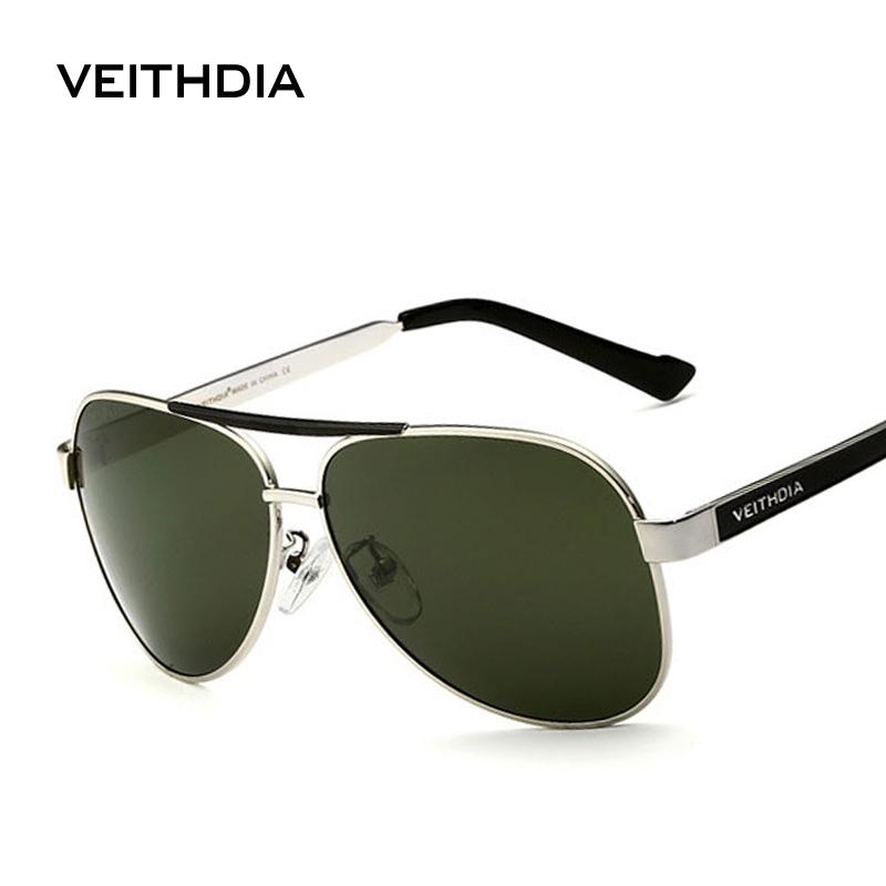 2016 New Arrival VEITHDIA Polarized Sunglasses Men Brand Designer Sport Sun Glasses gafas oculos de sol masculino 3152(China (Mainland))