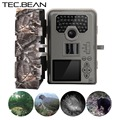 TEC BEAN 12mp Infrared Hunting Camera Night Vision 36 IR LEDs IR Scouting Trail Cameras trap