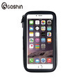 Gashin Hot sale Bike Mount Cell Phone Smartphone Holder With Clip grip Riding Case For Iphone 6