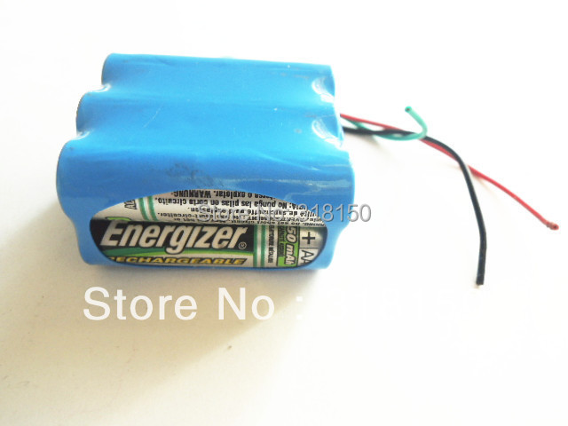 LI-ION battery pack NH15 1.2V 2450mAh for Energizer Li-ion Rechargeable Battery(China (Mainland))