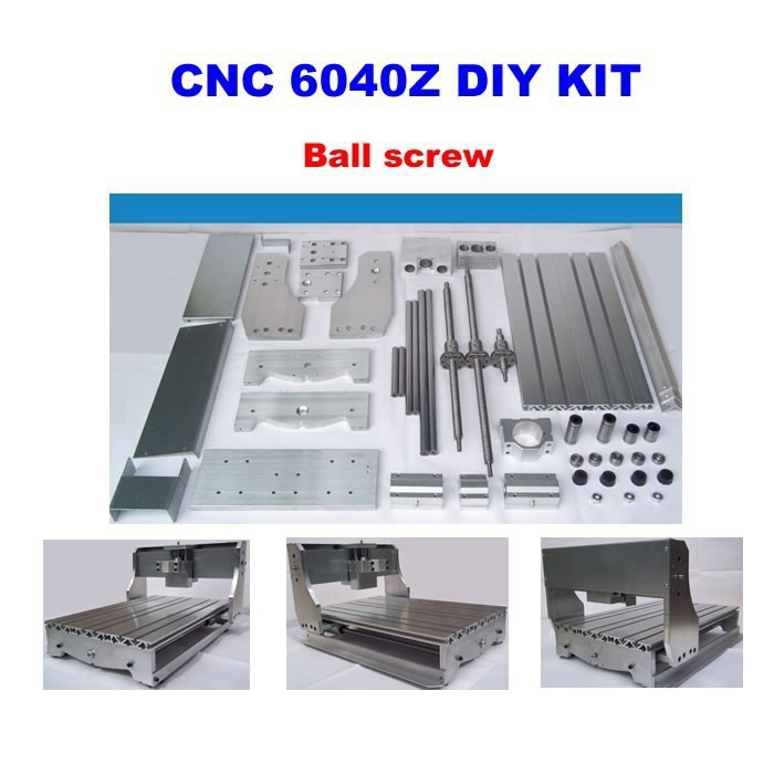 diy cnc machine kit