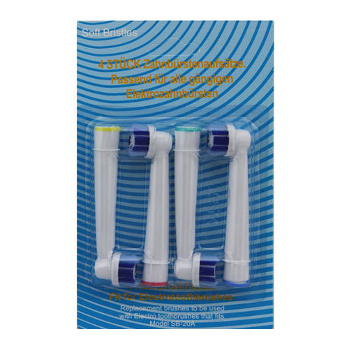 8pcs(4pcs/pack) Electric Toothbrush Heads SB-20A Replacement B Oral New Precision Clean Toothbrush Heads For B-Oral Toothbrushes(China (Mainland))