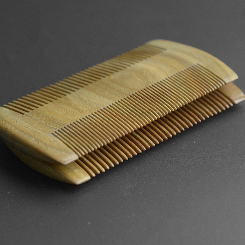 Natural Red Sandalwood Handmade Super Narrow Tooth Wood Combs New No Static Pocket Encryption Grate Beard Comb Hair Styling Tool<br><br>Aliexpress
