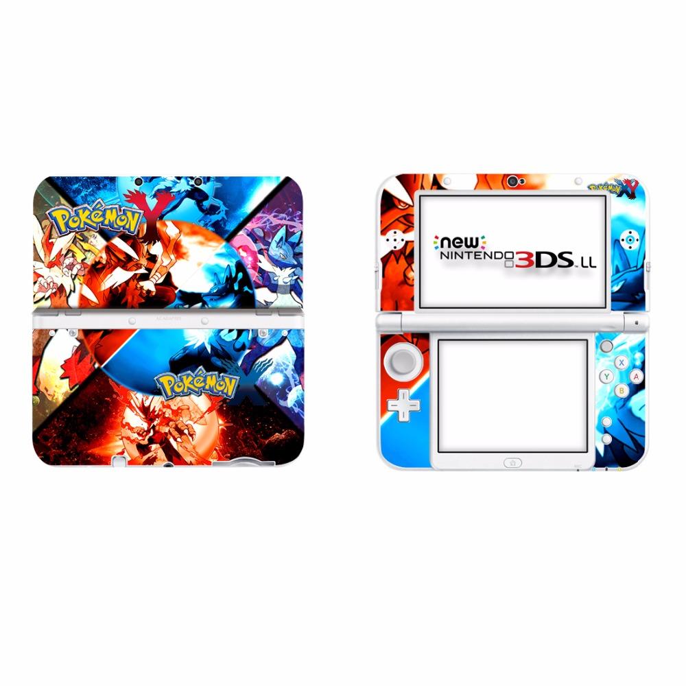 Online Get Cheap 3ds Skin Pokemon Aliexpress Com Alibaba Group