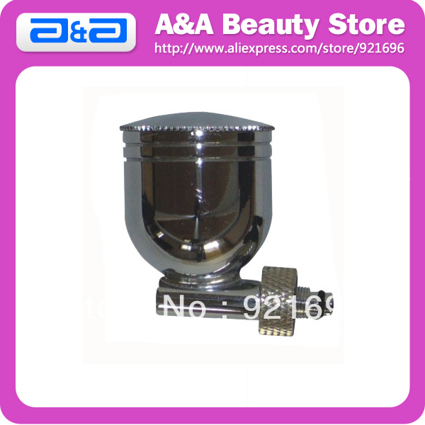 10PCS/lot 7ml Airbrush Side Cup Suitable for Model 132, 168 Airbrushes