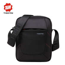 2017 Tigernu Brand crossbody men bag women shoulder bag waterproof Nylon Mini Ipad messenger shoulder strap bag For women(China (Mainland))