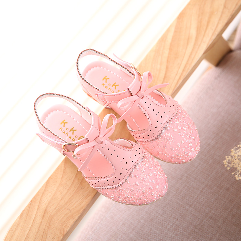girls sandals kids font b shoes b font new summer 2016 han edition of girls princess