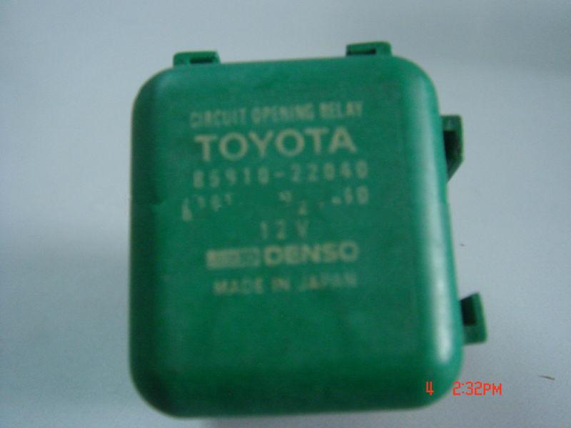 Denso 85910-22040 схема