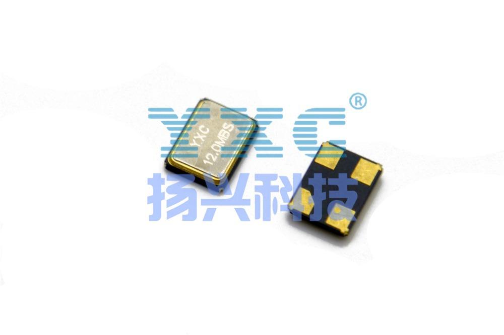 12mhz 3225 SMD 10pf 10ppm seam Resonator Quartz Crystal 4PIN 12MHz smd 10PF 10PPM SEAM(10pcs/lot) Industrial Temperature(China (Mainland))