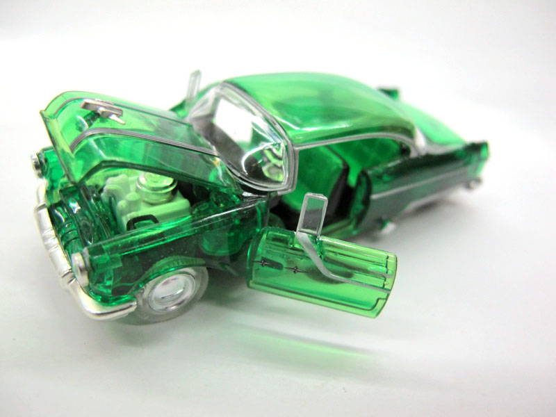 1:6 4 M2 PONTIAC models can open The car in front of the cover body full plastic chassis soft iron(China (Mainland))