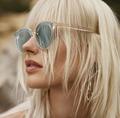 Luxury Vintage Cat Eye Sunglasses Women Brand Designer Female Sunglass Points Sun Glasses For Women Ladies