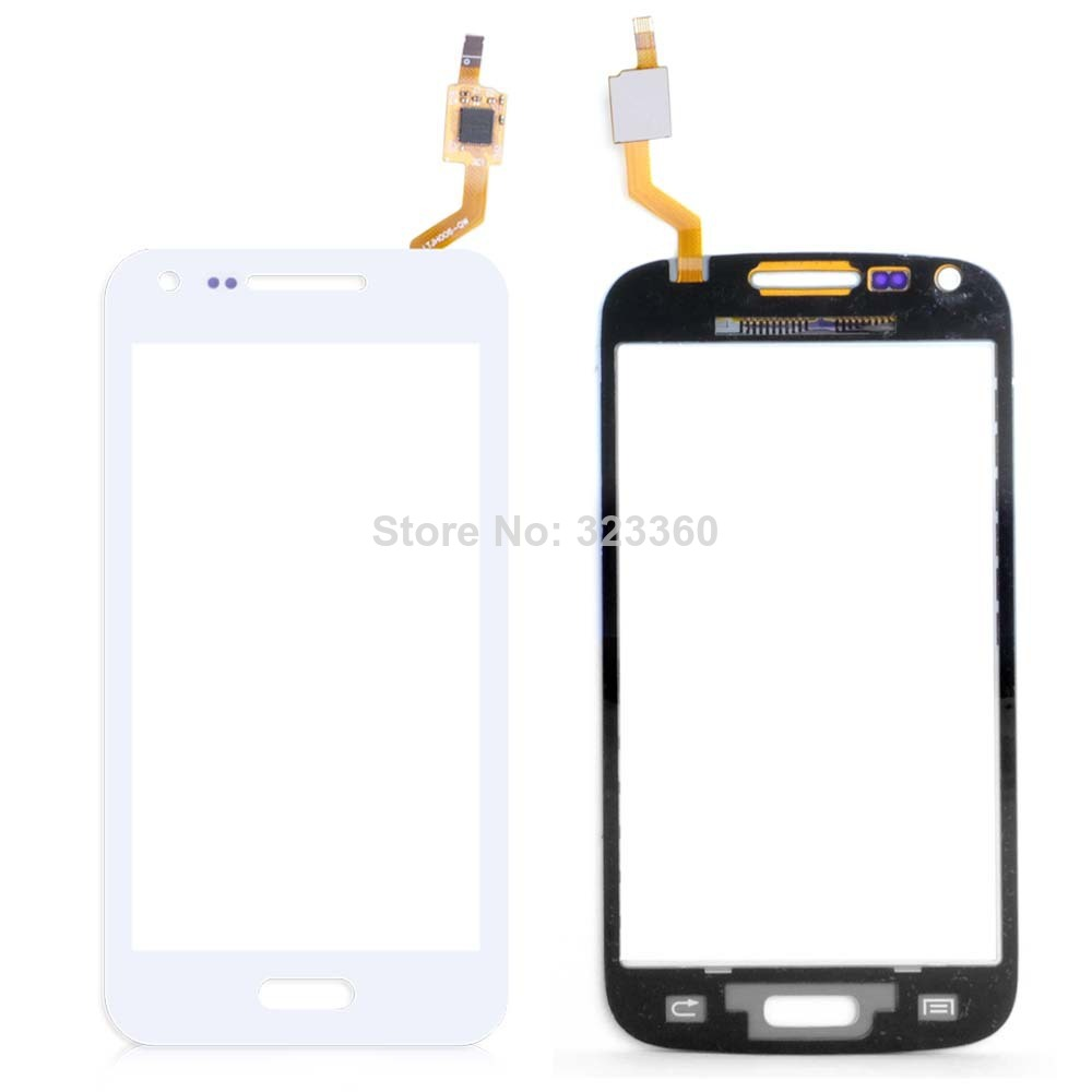 2016 Digitizer Touchscreen For Samsung Galaxy Core I8262 Lens with free shipping
