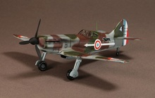 Package delivery Warmaster WM TK0016 1:72 tina -D520 fighters World War II France Deva FM - KNL Hobby Model store