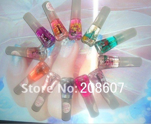 Nail Polish Plants Essential Cuticle Oil Nail Art Polish Top Coat Base Coat For Nails Nursing - FreeShipping