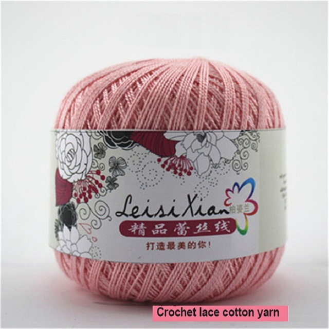 Crochet Yarn Store : .com : Buy 8# Crochet Cotton Yarn Thin Yarn Lace Cotton Crochet Yarns ...