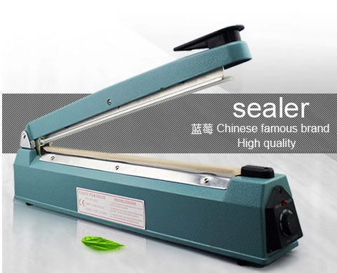 hand impluse sealer manual press sealer for plastic bags or film(China (Mainland))