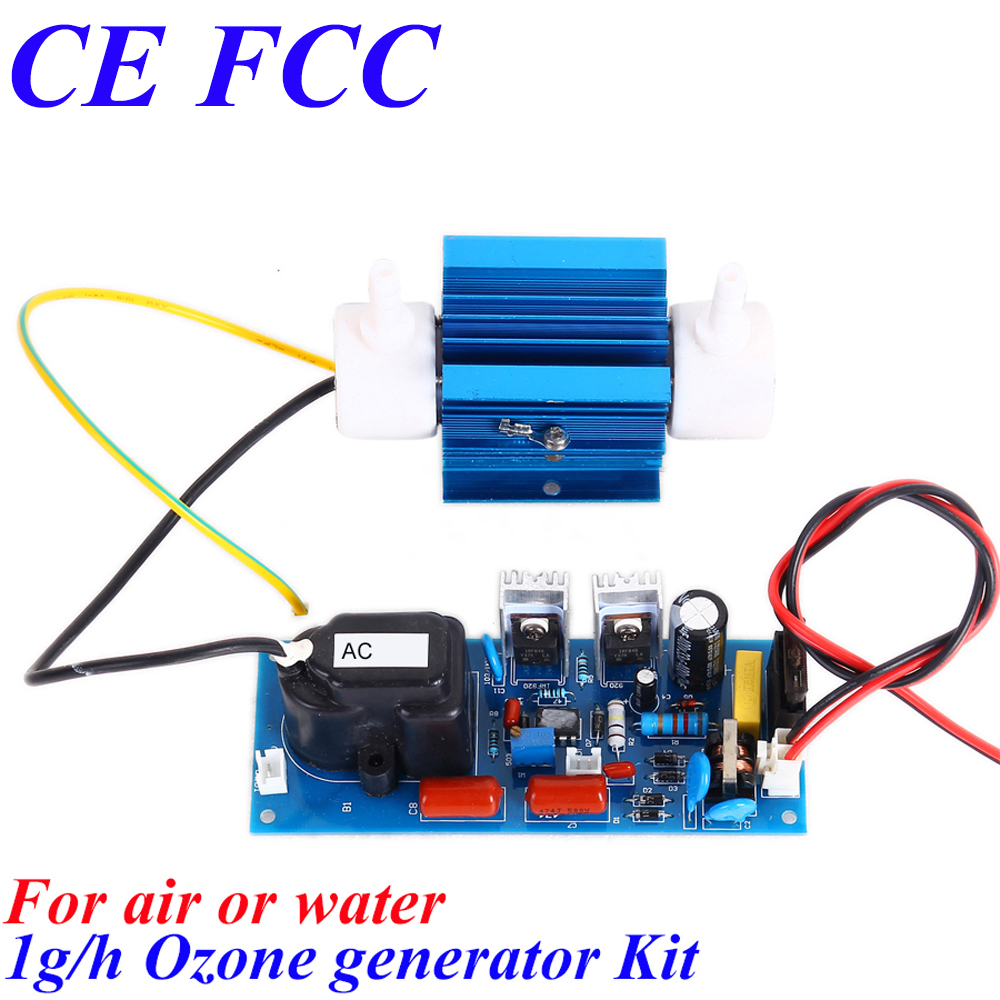 CE EMC LVD FCC water ozonator for aquarium with corona discharge<br><br>Aliexpress