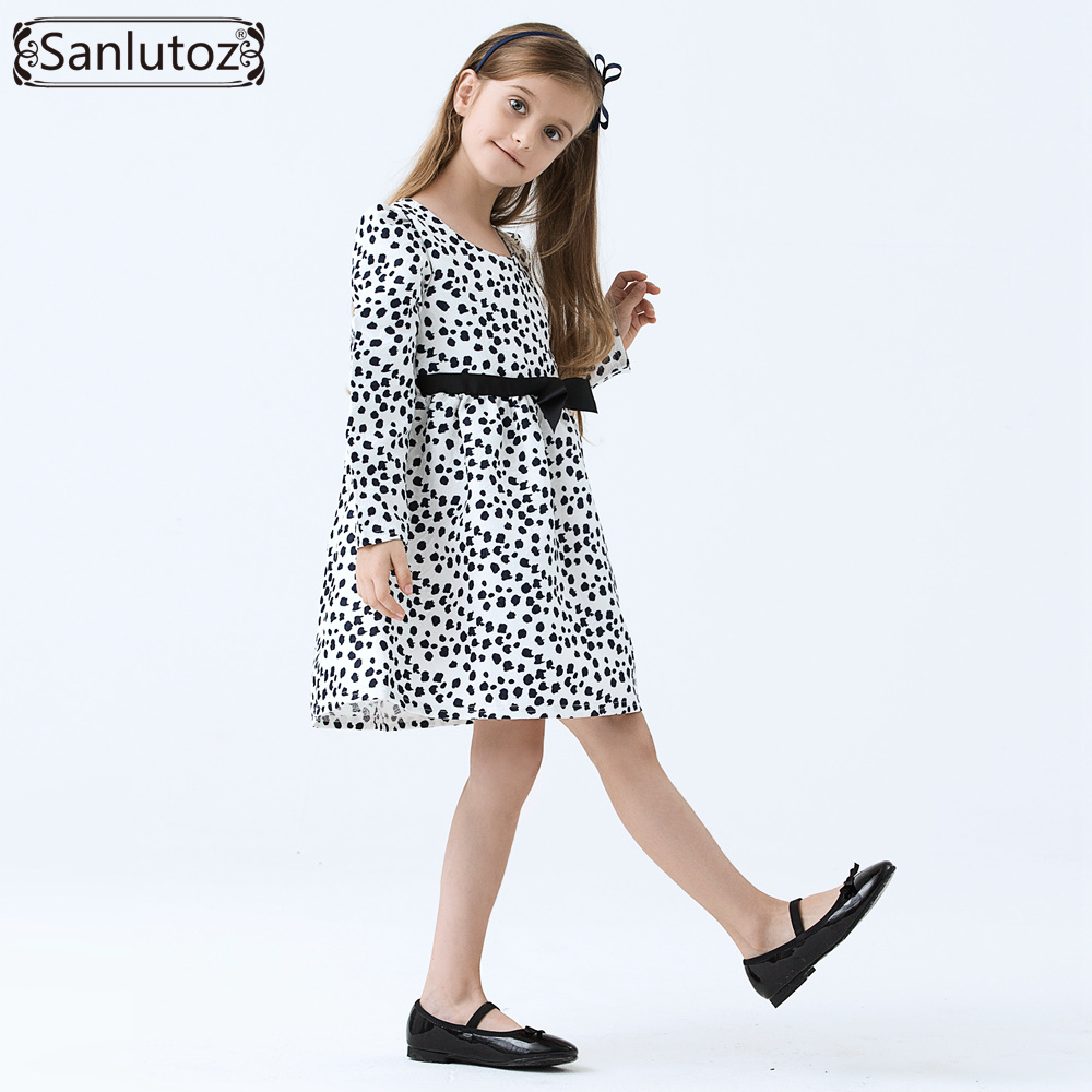 Girls Dress Winter Children Clothing Brand Kids Clothes ...