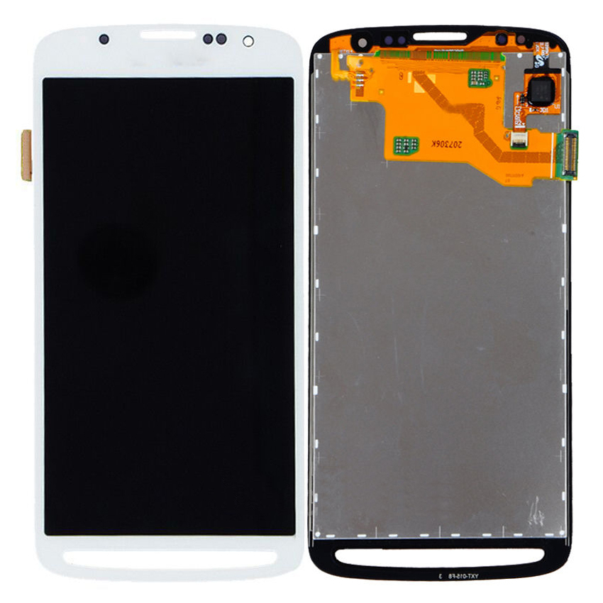 white Touch Screen Digitizer + LCD Display Assembly Replacement FOR Samsung Galaxy S4 Active i9295 i537 Free shipping