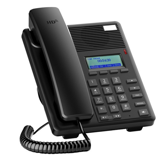 2 sip lines Smart cheap voip phone sip, POE supported, VPN supported(China (Mainland))