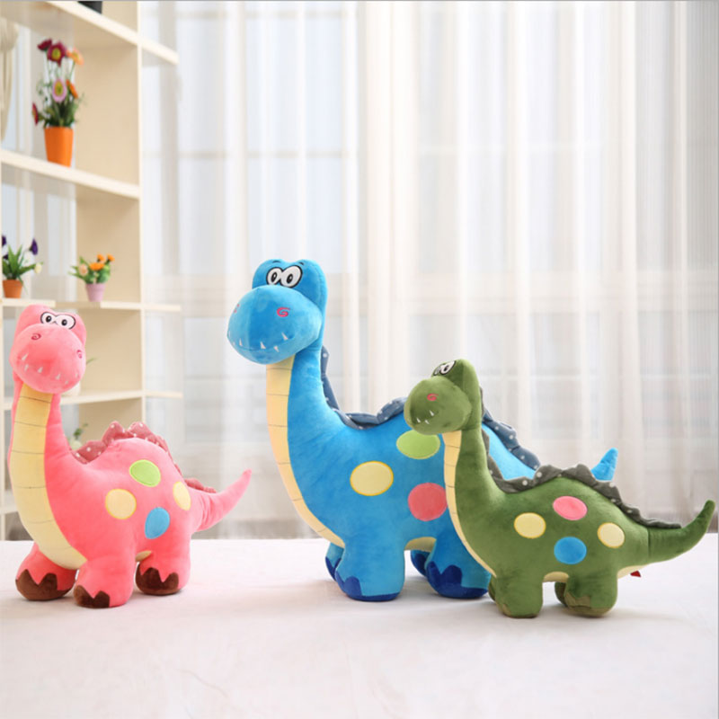 New Sale 35CM Plush Dinosaur Stuffed Animals Plush Stuffed Dolls Baby Toys Children Birthday Funny Gifts Brinquedos HT3621(China (Mainland))