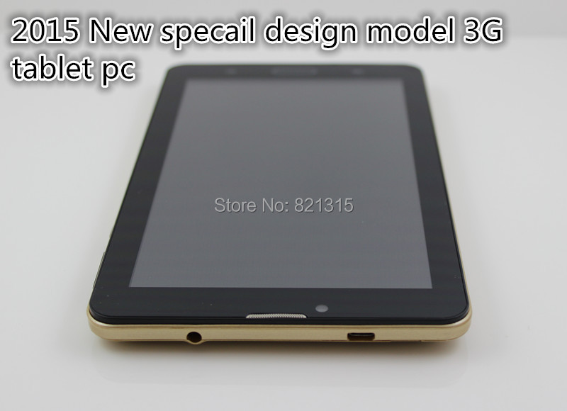 7inch Tablet PC MTK6572 Dual Core 4GB Android 4 4 Dual SIM Camera Flash Light GPS