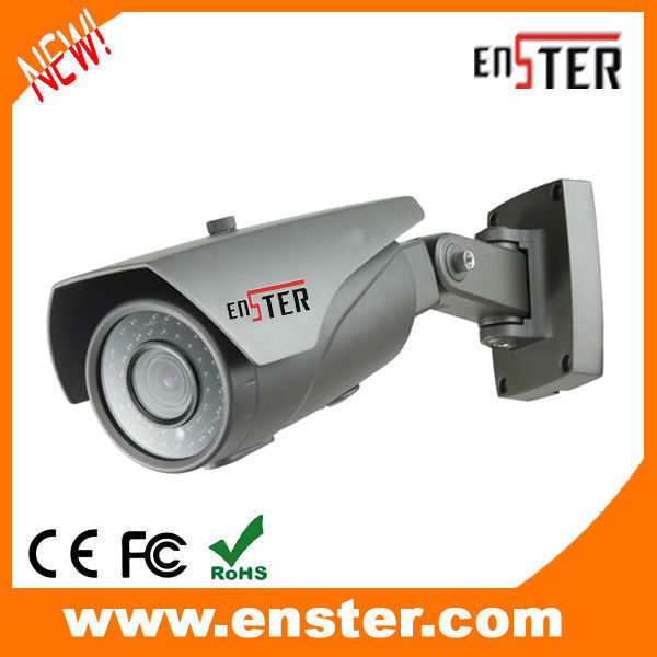 IP66 Waterproof  Bullet Camera CCTV analog  video camera EST-W12569-C Color 1/3 CMOS/DIS 1200TVL CMOS Low Illumination,IR-CUT<br><br>Aliexpress