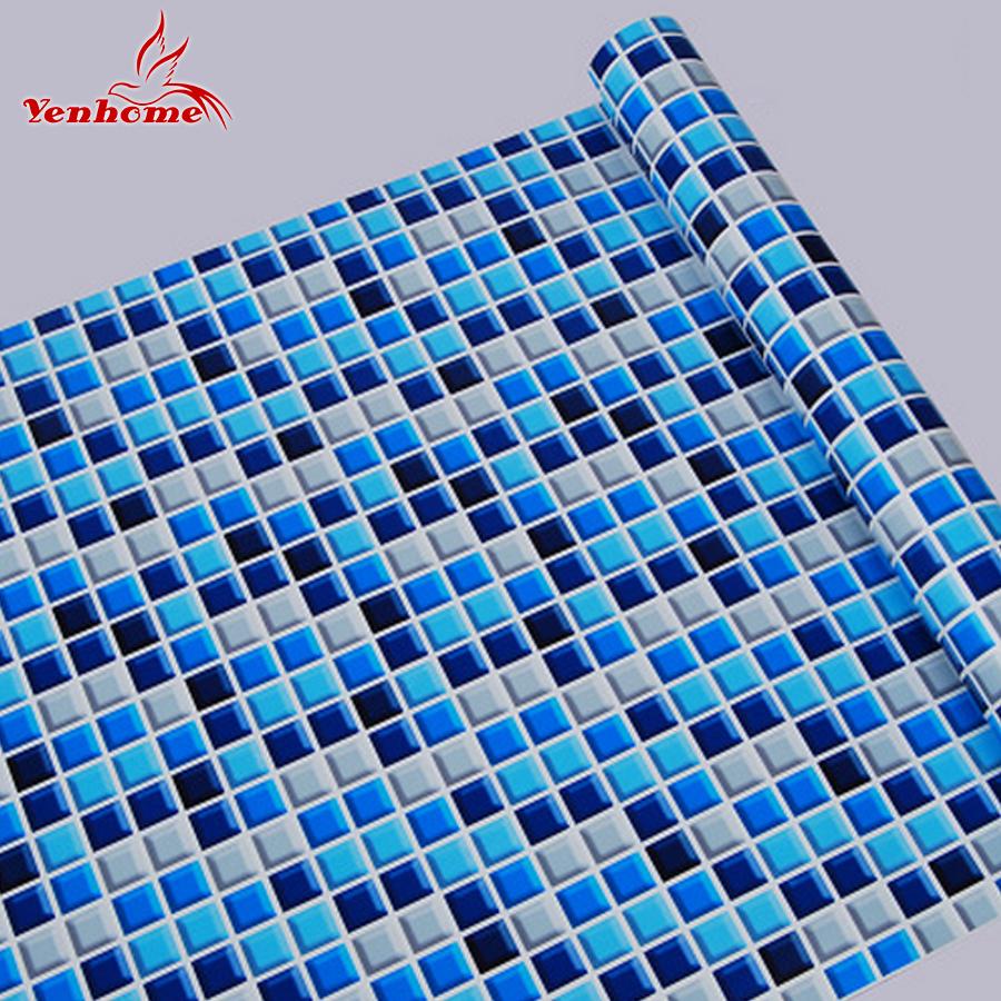online kaufen gro handel pvc fliesen badezimmer aus china. Black Bedroom Furniture Sets. Home Design Ideas