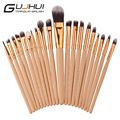 Best Deal New 20PCS Make Up Foundation Eyebrow Eyeliner Eye Shadow Blush Cosmetic Concealer Brushes Beauty