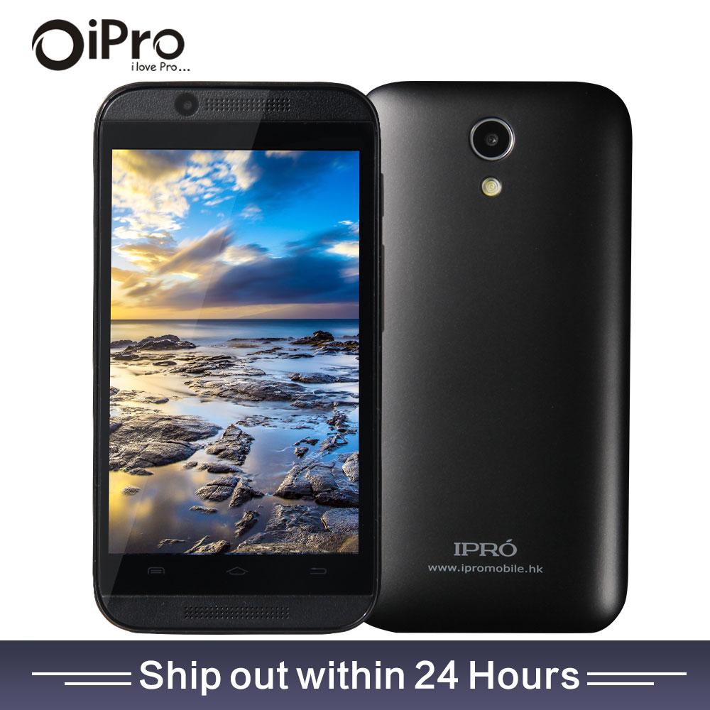 Original Ipro Brand MTK6572 4.0 Inch Smartphone celular Android 4.4.2 Unlocked Russian Spanish Mobile Phone 512M RAM 4GB ROM(China (Mainland))