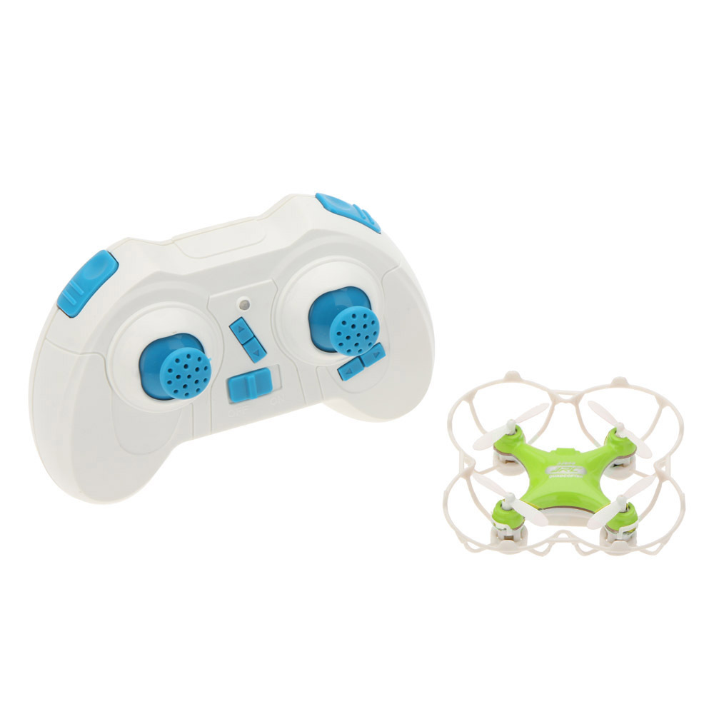 JJRC JJ820 4CH 6 Axis Gyro Mini Drone UFO RC Quadcopter with LED Light Headless Mode