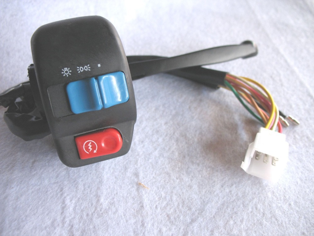 Right Side Hand Switch Turn Signal Control For font b GY6 b font Keeway QJ Chinese