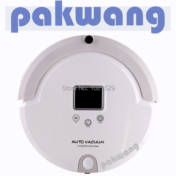 Promotional Floor Mopping Robot Multi-function Robot Vacuum Cleaner(China (Mainland))