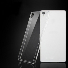 Buy Case Sony Xperia Z5/Z4/Z3/Z2/Z1/Compact/Premium 0.33mm Crystal Slim Silicone Soft TPU Transparent rubber Clear Phone Cover for $1.22 in AliExpress store