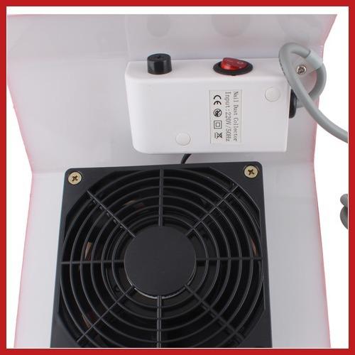 dollarwood 220V Nail Art Dust Suction Collector Manicure Filing Acrylic UV Gel Tip Machine Worldwide free shipping(China (Mainland))