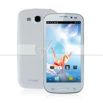 Star B92M 720P Smartphone 4.7inch HD Screen MTK6577 Dual Core Dual SIM 1GB 4GB Android 4.0 GPS Wifi 3G 12.0M Camera Black/White