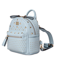 Famous Brand Trendy Rivet studded Backpack Fashion New Small Bag Korean Style Daypack Casual MINI Bag