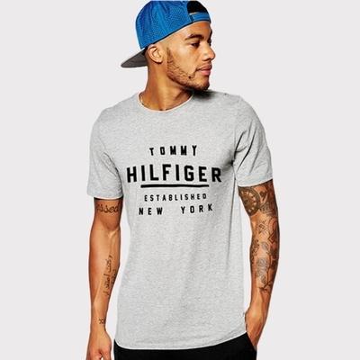 hombre camiseta nueva de la llegada 2016 hombres de moda o cuello