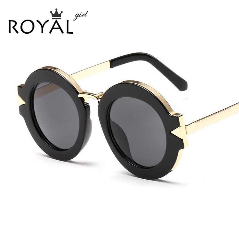 Glasses Frame Thickness : Aliexpress.com : Buy ROYAL GIRL New Fashion Round ...