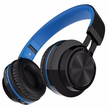 Buy Sound Intone BT-06 Wireless Bluetooth Headphone Foldable Stereo Headsets Mic Support TF Card Headphones Xiaomi Meizu for $23.19 in AliExpress store
