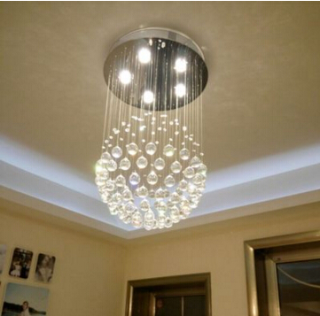 modern top crystal for bed room living room dining room chandelier